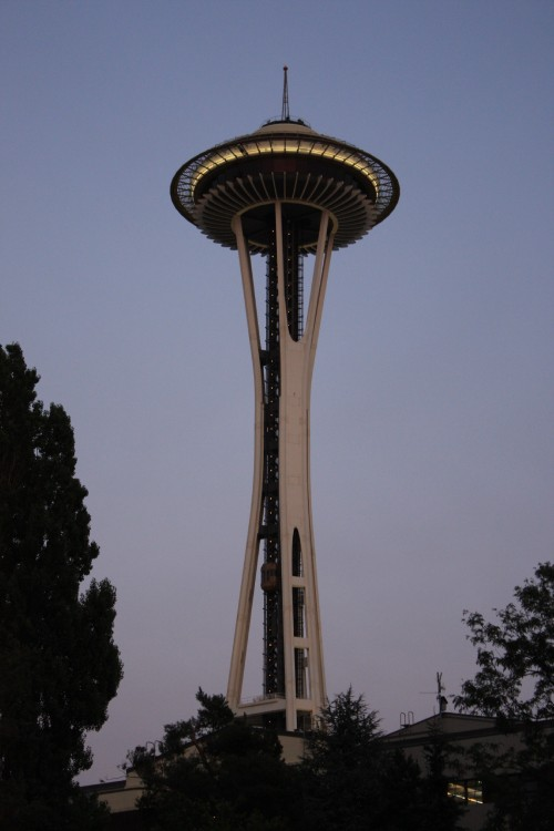 The Space Needle, hét icoon van Seattle